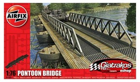 Pontoon Bridge 1:76
