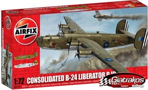Consolidated B-24 1:72
