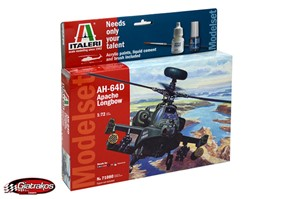 AH-64 APACHE Model Set (71080)
