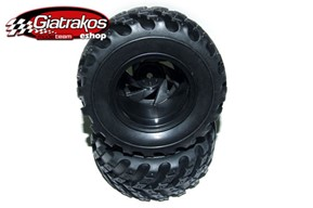Tires Set Rock Racer