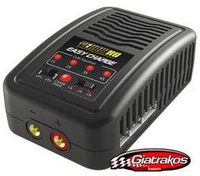 Yellow RC LiPo Charger 3A