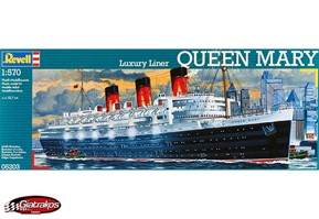 Queen Mary Luxuxy Liner (05203)