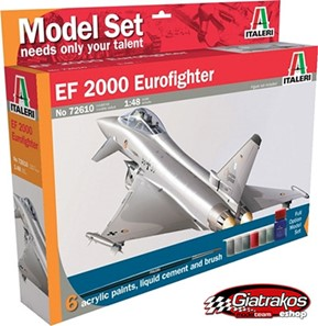 EF-2000 Eurofighter Set