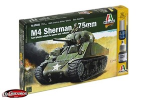 M4 SHERMAN 75mm (15651)