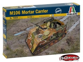 M106 Mortar Carrier 1/72