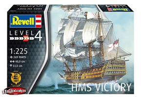 H.M.S. Victory 1/225 (05408)