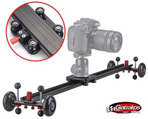 Track Slider for Video