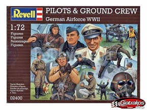 Pilots & Ground Crew GER