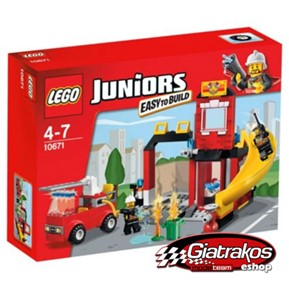 Lego Juniors easy to build