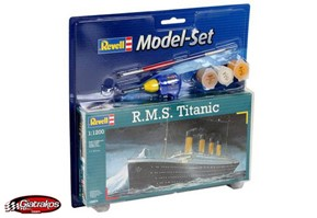 R.M.S. Titanic Model Set 1/1200 (65804)