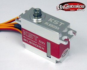 BLS505X Brushless HV