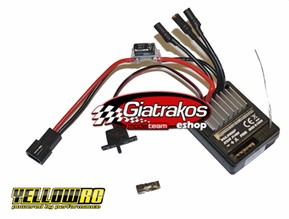Brushless ESC / Receiver