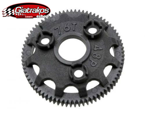 Spur Gear 48P 76 Tooth