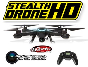 Stealth Drone HD Camera