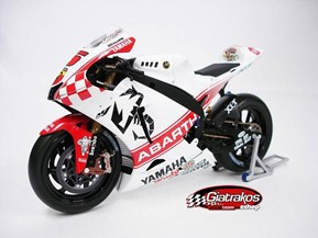 Yamaha M1 Colin Edwards