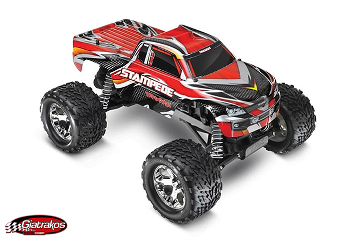 Traxxas Stampede Monster Truck RTR 2.4Ghz