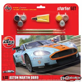 Aston Martin DBR9 Set