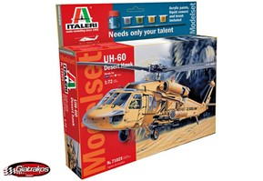 UH-60 DESERT HAWK Set (71025)