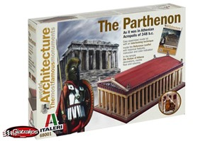 Parthenon Ancient Greek temple (68001)