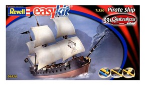 Easy Kit Pirate Ship