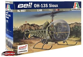 Bell OH-13S Sioux 1:48