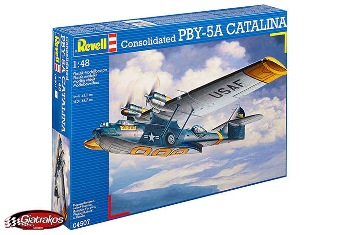 Consolidated PBY-5A (04507)