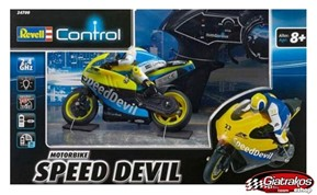 RC-Bike SPEED DEVIL I