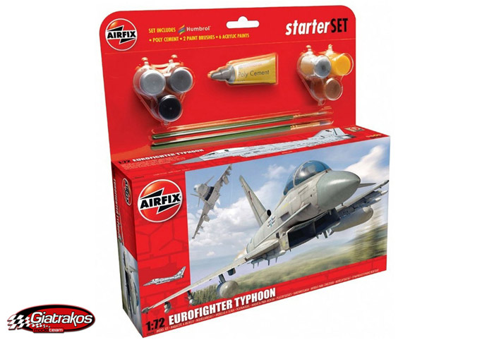 50098 Eurofighter Typhon Set
