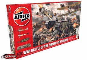 Battle of the Somme Centenary Gift Set 1:72