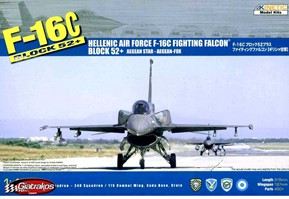 F-16C Block 52+ Hellenic Air Force