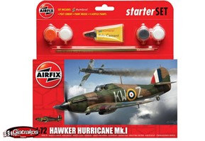 Hawker Hurricane MkI Starter Set
