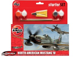 North American Mustang IV (55107)