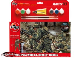 WWII US Infantry Multipose Starter Set