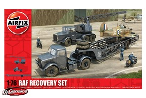 RAF Recovery Set 1:76