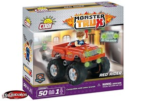 Red Rider, Monster TruX