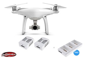 DJI PHANTOM 4 Full Combo