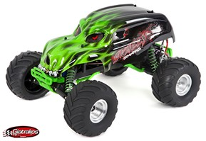 Traxxas Skully Monster Truck 1:10