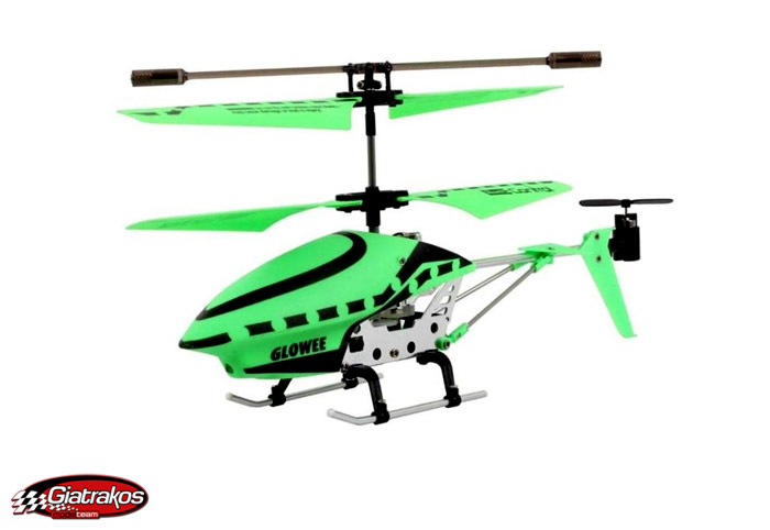 Glowee Helicopter - Glow in the Dark