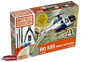 BO 105 Police Helicopter (12003)