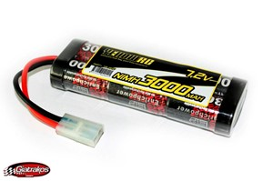 Yellow-RC 3000mAh 6 cell 7.2V