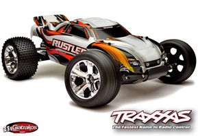 Traxxas Rustler XL-5 Waterproof