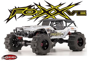 FO-XX VE 4WD 1/8 Brushless