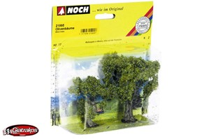 Noch Olive Trees 2pcs