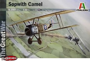 Sopwith Camel 1:32