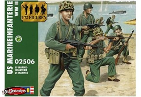 US Marine Infantry 1/72
