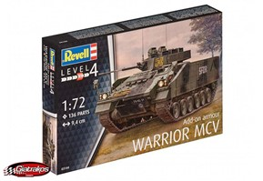 Warrior MCV with Add-on Armor