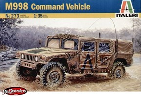 M998 Command Vehicle