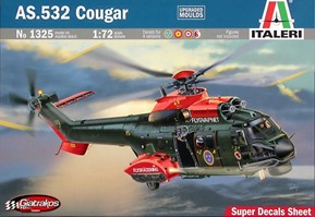 AS.532 Cougar Helicopter