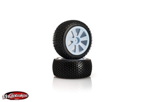 VTEC 1/10 Buggy Wheels/Tyres