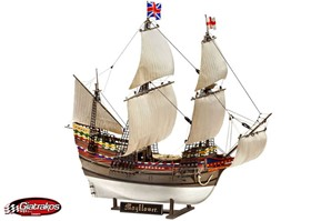 Pilgrim Ship Mayflower (05486)